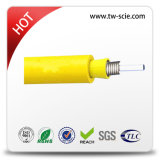 3.0mm Indoor Fiber Optic Cable of Single Mode Simplex PVC Sheath