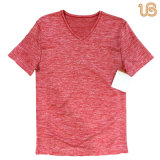 Men′s Seamless T-Shirt Sport Underwear