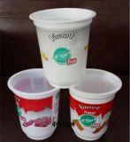 Yoghurt Cups Plastic Printing Machine
