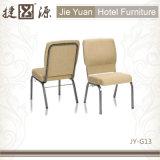 Comfortable Interlocking Linen Church Chair (JY-G13)