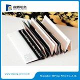 Custom Folded Leaflet Brochure Folder