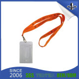 Factory Directly Wholesale ID PVC Card Holder Lanyard