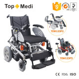 Deluxe Heavy Powered Wheelchair with Steel Frame