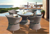 Outdoor Wicker Rattan Patio Furniture Set (LL-RST002)