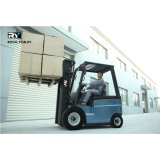 2.0 Ton Electric Forklift Truck with Germany Hawker Battery