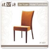 Hotel Room Wood Grain Chair Dining Chair (JY-A07)
