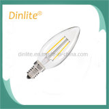 China supplier C35 2W 4W Candle LED Bulb with Ce and RoHS