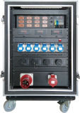Socapex Power Rack with Dimmer Pack