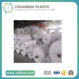 White Color PP Woven Fabric with High Quality