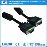15pin VGA/SVGA D-SUB Male to Male Cable Monitor M/M New for PC TV