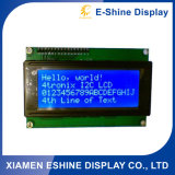 2004 Character Positive STN LCD COB Module with Blue Backlight