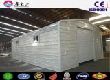 Steel Structure Prefabricated Garden Shed, Storage (JW-16287)