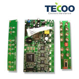 PCB Assembly with 0.5 to 10oz Copper Thickness and 150 to 300V Test Voltage