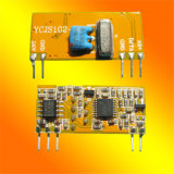 Wireless Receiver Module, RF Module, Alarm Module (5V Without Decoder)