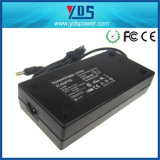 19V 7.1A Notebook Adapter with Ce FCC RoHS