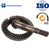 BS6007 11/40 Best Seller 120-140 Auto Parts in Front Drive Axle Spiral Bevel Gear