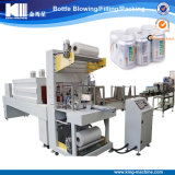 PE Film Bottle /Can / Tin Packing Machine