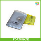 New PVC Business Name Card Holder with Multiple Sleeves