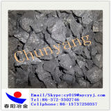 Calcium Silicon Lump 10-50mm From Anyang / Casi Alloy Lump and Granule