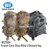 2014 Newest 35L Kreytek Camo 600d 3day Tactical Military Backpack