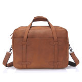 China Factory Good Price Real Leather Weekend Bag Travel Bag