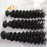 Burmese Virgin Hair Weave Deep Wave Remy Human Hair Extension