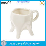 Unique Tooth Shaped Dentist Gift Coffee Cup