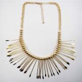 New Item Unique Gold Fashion Jewellery Necklace