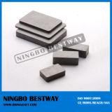 Ferrite/Ceramic Permanent Separator Block Magnet