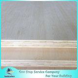Ply 13mm Natural Edge Grain Bamboo Plank for Furniture/Worktop/Floor/Skateboard