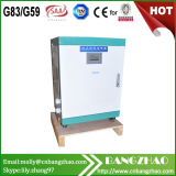 Low Frequency Transformer Full Power Inverter with AC Input
