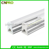 Lower Power 9W G13 Socket T5 LED Tube Light 2700k-6500k Ce RoHS FCC