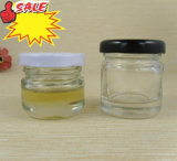 Small Glass Honey Bottle Storage Bottle