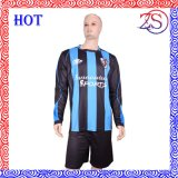 Men's Soccer Shirt Football Shirt with Polyester Soccer Uniiform