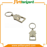 Customized Metal Key Tag with Gift