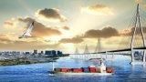 Ningbo/China Trailer Container Shipping to Dubai Jebel-Ali Sharjah