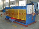 Shearing Machine (Hydraulic swing beam shear)