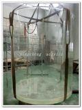 Custom Cylindrical Fish Tank