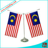 Digital Printing Double Sided Table Flags, Custom Desk Flags