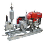 Rg130-20 Grouting Pump with Diesel Engine