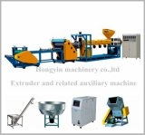 Plastic Sheet Extruder Manufacturing Factory