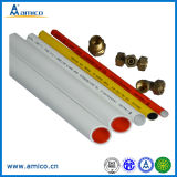 (A) Amico PPR-Al-PPR Plastic Composite Pipe and Fittings for Hot Water