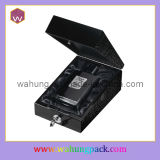 Black Wooden Perfume Box (WH-P2155)