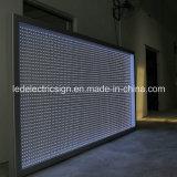 Large Size Photo Frame with Aluminum Frame LED Light Box for Advertising Display
