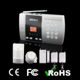 Wireless Telephone Line Security Alarm System 433MHz Frequency