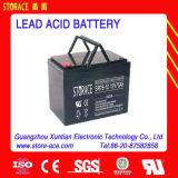 Supplier / OEM of SMF UPS AGM Battery 12V 75ah