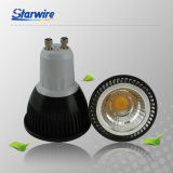 Top Grade 5W E27 Spotlight COB Dimmable Available