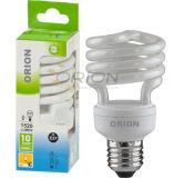 Ultra-High Brightness T2 9W, 11W, 15W, 20W, 25W Half Spiral Compact Fluorescent Light Bulb