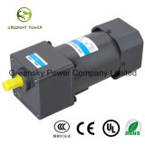 AC Induction for Barbecue Usage 180W 104mm Gear Motor with Gearbox