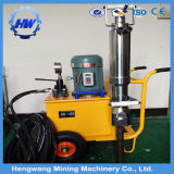 90mm Rock Stone Splitter Gun with Electric Station Machine